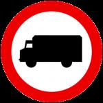 Zakazy ruchu ciężarówek w Europie