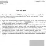 Oświadczenie firmy dot. śmierci kierowcy busa we Francji