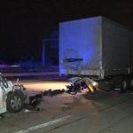 Wypadek Polskiego busa na A2