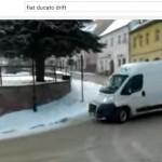 Fiat Ducato prawie Drift