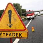 Wypadek śmiertelny na A2 w kierunku Warszawy.