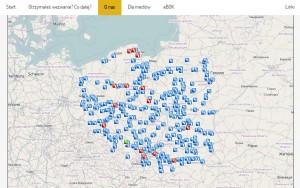 Mapa radarów GITD 2015