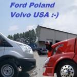 Ford Transit Międzynarodówką? Ze Spojtrakiem tak.