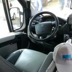 Peugot Boxer Master Truck 2015 kokpit czapeczka