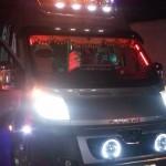 Peugot Boxer Master Truck 2015 nocą