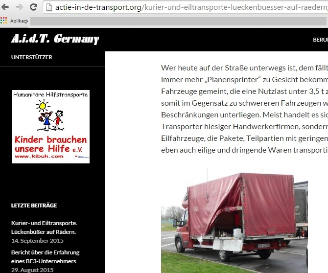 aidt germany o polskich busach
