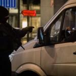 Angielskie siły zbrojne wzmacniają granicę z Francja