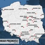 Odcinkowy Pomiar Prędkości w Polsce