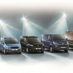Ford liderem sprzedaży aut użytkowych w Europie w 2015 roku