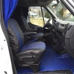 Renault Master Spojtrak wyposażenie