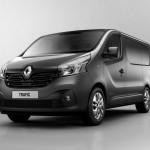 Renault Trafic do serwisu