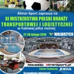 XI Mistrzostwa Polski Branży Transportowej i Logistycznej w halowej piłce nożnej