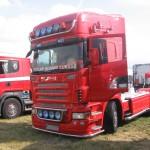2015 lipiec Mastet Truck 170
