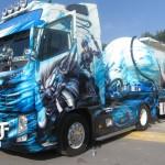 2015 lipiec Mastet Truck 185