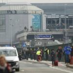 Paraliż na granicach i wokół Brukseli po zamachach terrorystycznych