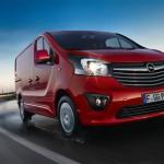 Opel Vivaro B do serwisów