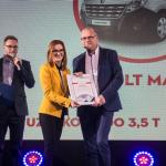 """Fiat Ducato otrzymał tytuł """"Internetowego Samochodu Roku"""" 2015 według serwisu Otomoto"""