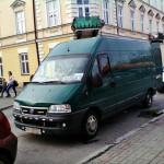 Będą zielone koperty dla aut dostawczych w Poznaniu