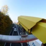 Odcinkowe pomiary prędkości w Niemczech