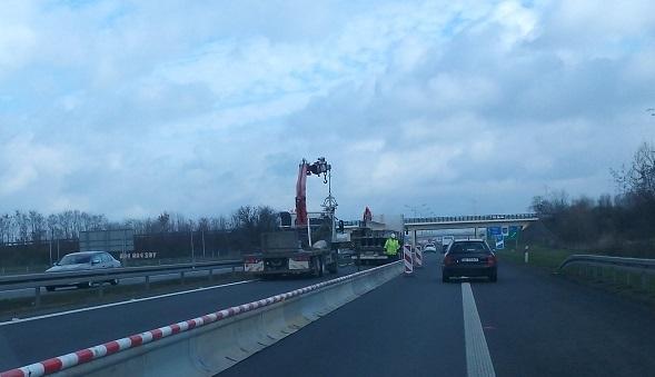 remont autostrady A4 2016