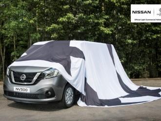 NV300 – pierwsze zdjęcie nowego Nissana