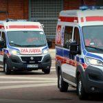 34 ambulanse dla łódzkiego Pogotowia zbudowane na bazie Ducato