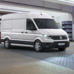 Nowy Volkswagen Crafter, który będzie produkowany w Polsce