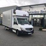 [TEST] Mercedes Sprinter 316 (163 KM)