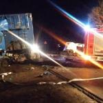 Zginął kierowca busa w Łódzkim