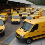 Problemy DHL Express w Berlinie