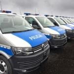 Nowe Transportery dla Poznańskiej policji.