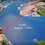 Wkrótce ruszy realizacja tunelu w Świnoujściu.