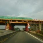 A4 między Legnicą a Złotoryją