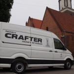 Volkswagen Crafter test – 100% VW.