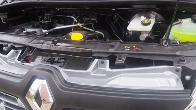 Renault Master Akcja serwisowa