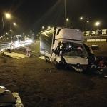 Poważny wypadek 30-latka. Trzy osoby ranne!