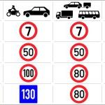 Niemcy: Przekraczasz prędkość?! Licz się z zakazem wjazdu!