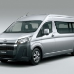 Nowa Toyota Hiace, duży ProAce